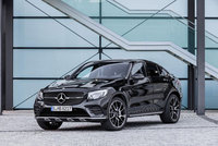 The new Mercedes-AMG GLC 43 4MATIC Coupe