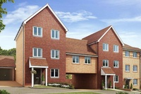 Enjoy flexible family living with a trendy townhouse at The Hawthorns