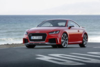 All-new 400PS Audi TT RS is ready to launch
