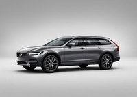 Volvo reveals its adventurous side with new V90 Cross Country