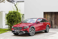 Mercedes-Benz E-Class All-Terrain: Versatility and agility in a striking outfit