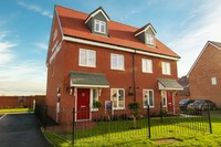 Get Help to Buy the stunning 'Dunton' at Mayberry Place, Aylesbury