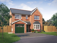 New homes near Crewe are hot property