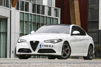 The all-new Alfa Romeo Giulia UK order books open