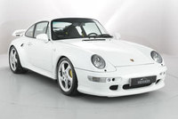 Rare Porsche 993 Turbo 'X50' goes on sale at Hexagon