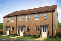 First-time buyers can get a helping hand to secure the stylish 'Canford' at Willmott Fields