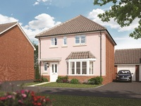 First time buyers get more for their money with new homes at Harp Meadow
