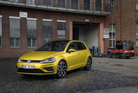 Volkswagen reveals the new 2017 Golf