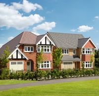 Scores of buyers vying for new homes near Rugby