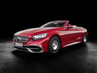 A limited edition of 300: The new Mercedes-Maybach S 650 Cabriolet