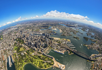 Sydney transformed by its urban green spaces