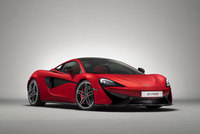 The new McLaren 570s Design Editions: The sports series coupe in creative harmony