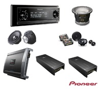 Pioneer unveils the ultimate Christmas gift for the discerning car audiophile