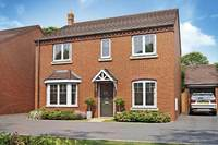 Stunning new homes now on sale in Stockton, Warwickshire