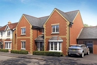 Stunning new showhome launching soon at Midsummer Park, Stratford upon Avon