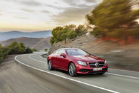 The new E-Class Coupe: Stylish and sporty