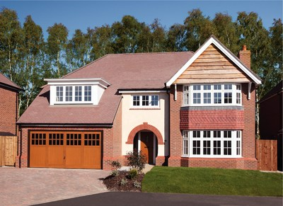 New view home is jewel in the crown of kent development for Buckingham choice floor plans