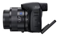 The compact 50x super zoom Cyber-shot HX350 is big on imaging power