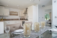 An example of a typical Taylor Wimpey showhome interior.