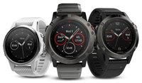 Garmin introduces the new fenix 5 series