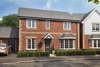 First new homes now on sale at Taylor Wimpey's Langton Green, Stone