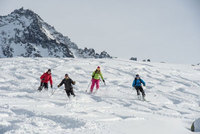 Experience the high-life this half term with a luxury family ski break