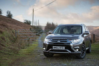 Further evolution for the 2017 Mitsubishi Outlander