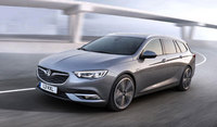 Vauxhall reveals all-new Insignia Sports Tourer