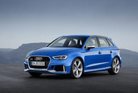 Audi RS 3 Sportback returns with 400PS