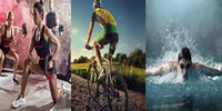 Cycling overtakes aerobics but swimming takes the lead in sports Brits want to take part in