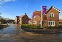 Choose a large home at Brambleside and let Taylor Wimpey do all the work!