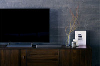Sony Compact Sound Bar that stylishly matches your living room