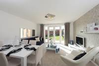Stunning new homes are in demand at The Sidings in Eastleigh