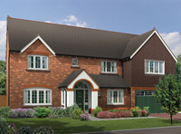 Final two new Tarporley homes