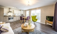 Register your interest in new apartments coming soon at Saxon Fields, Biggleswade