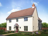Work begins on new homes at Taylor WImpey's Admirals Quarter, Holbrook