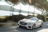 The new Mercedes-Benz E-Class Cabriolet