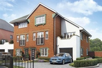 Charming new homes released for sale at Treetops at Pine Trees, High Wycome
