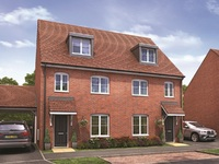 Choose from the new homes available at Taylor Wimpey's Oakbrook