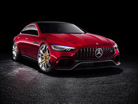 Mercedes-AMG GT Concept - Driving performance of the future