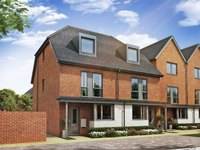 First new homes now on sale at Ashwood Park and Castle Walk, Reading