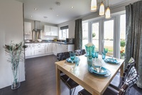 Step up your home hunt this Easter by visiting Lovell Homes at Abbey Walk, Shrewsbury