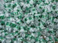 2.9 million adults never recycle their plastic bottles