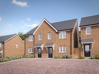 School's nearly out at Scholars Way! Last chance to buy fantastic three-bed and save over £10k