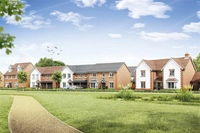 First new homes now on sale at Taylor Wimpey's Wheatfield Manor, Codsall
