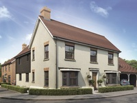 Save the date for the new showhome launch at Taylor Wimpey's Downs View