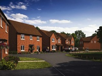 Trinity Brook development in Whetstone