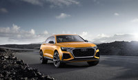 Audi Q8 SUV is joined by Q4 and three new e-trons on Audi 2020 roadmap