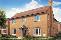 Showhome now launched at Taylor Wimpey's Elgar Park