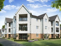 Waterside living at its best in Martello Lakes, Hythe